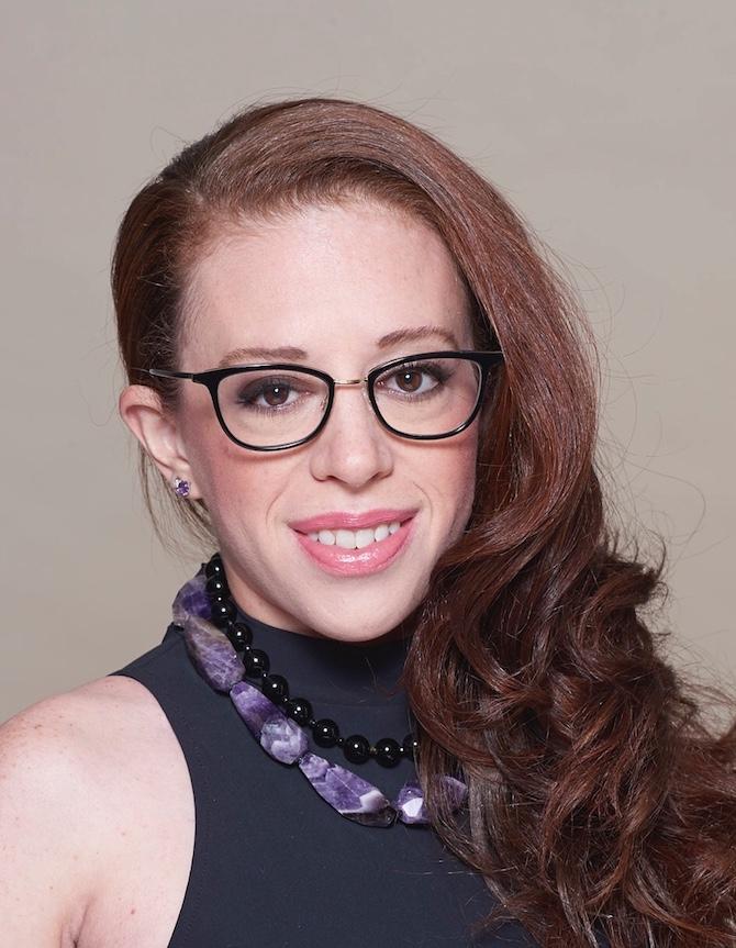 Gemology Geek Erica Silverglide