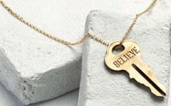 Giving Keys necklace