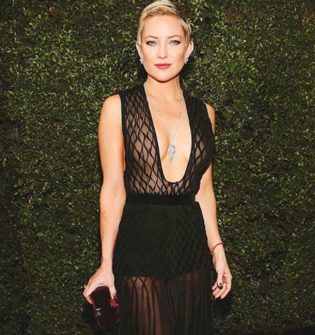 Kate Hudson Harry WInston