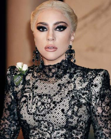 Lady Gaga Lorraine Schwartz earrings grammys