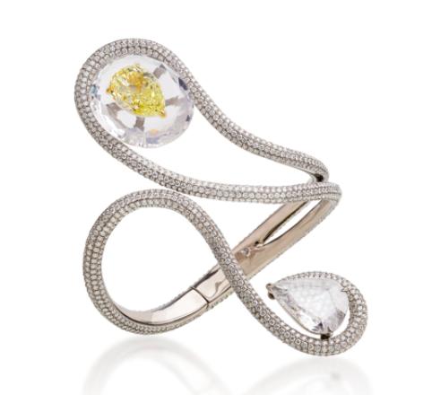 Lugano Diamond bracelet