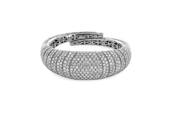 Mattia Cielo Diamond bracelet