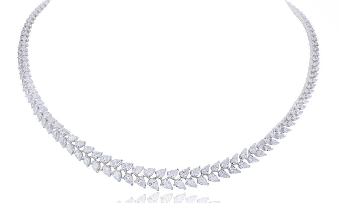 Arzano diamond necklace | JCK On Your Market