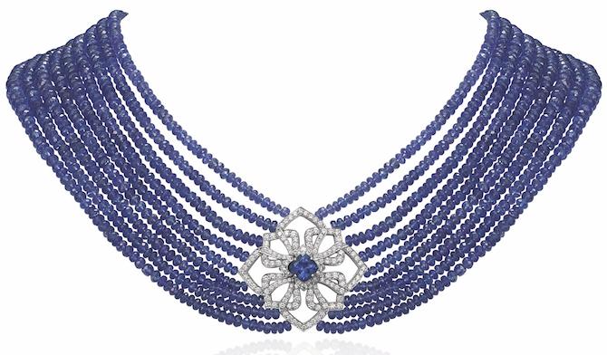 Gumuchian Tokapi tanzanite necklace | JCK On Your Market