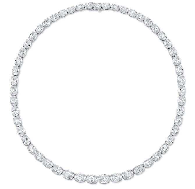 Rahaminov oval Riviera necklace