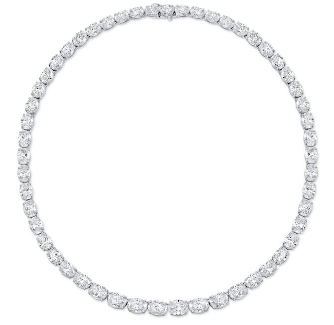 Rahaminov oval Riviera necklace