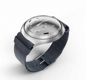 Ressence Type 2 e-Crown Concept watch