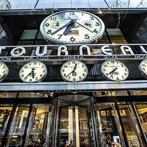 Tourneau Time Machine