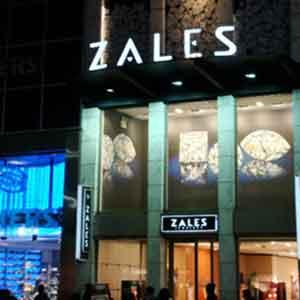 Zales storefront