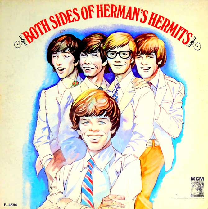 hermans hermits both sides front