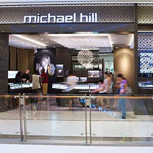 Michael Hill store exterior
