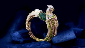 Anil Bharwani Parrot bangle