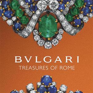 Bulgari book treasures of rome