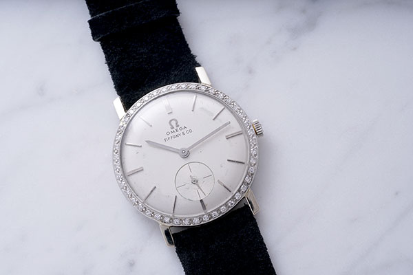 Elvis Presley Omega Watch at Sothebys Auction