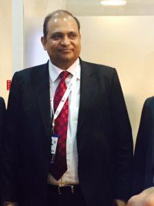 GJEPC chairman Pramod Kumar Agrawal at IIJS 2018