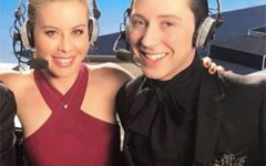 Johnny Weir Tara Lipinsky 2018 Olympic Games