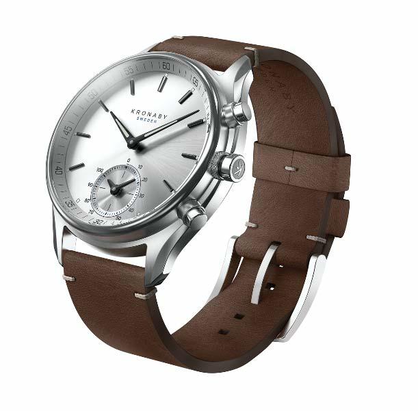 Kronaby Sweden Sekel smartwatch