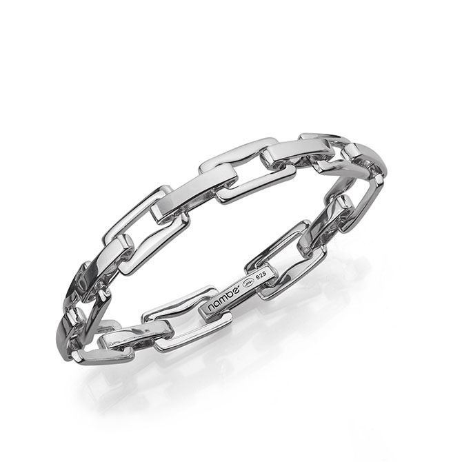 Nambe Link Bracelet