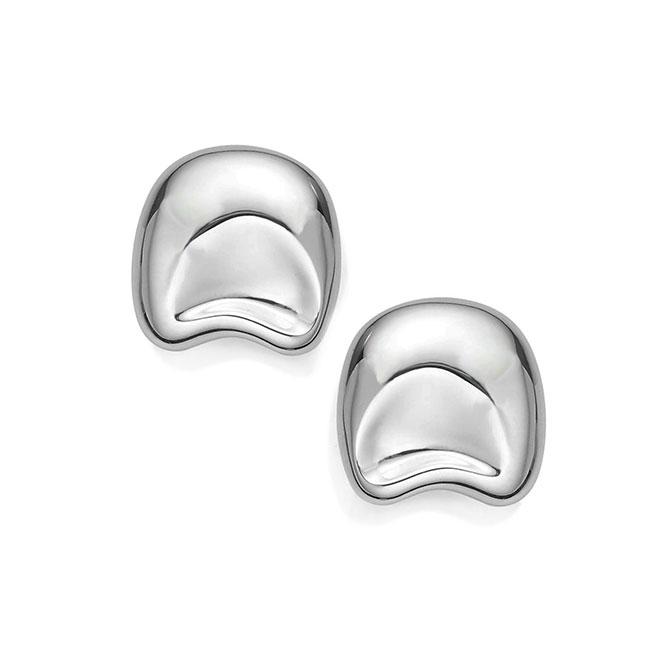 Nambe Thumbprint Cuff Link