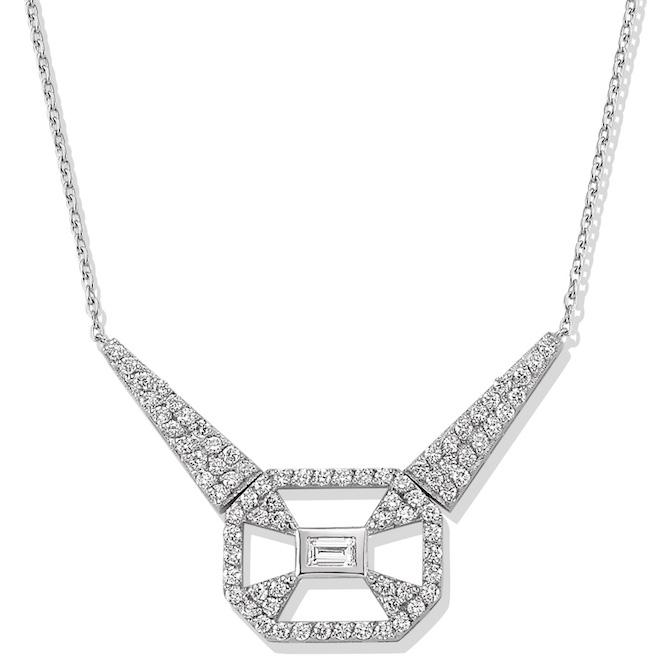 Melis Goral Paris necklace