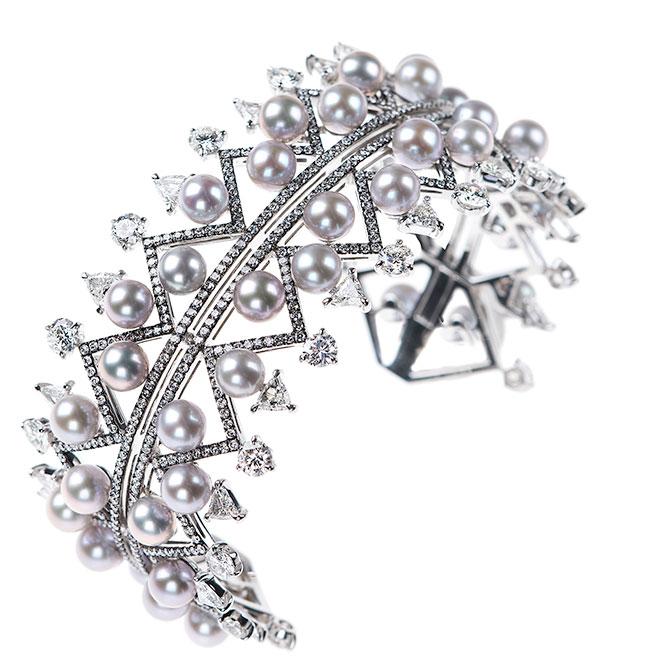 Nikos Koulis Lingerie Bracelet