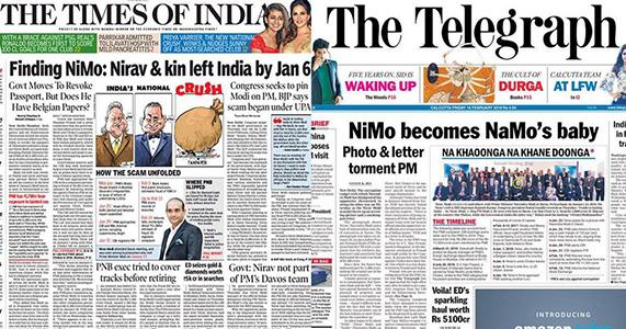 Nirav Modi headlines