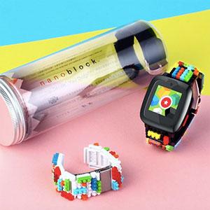 Omate X Nanoblock GPS kids smartwatch