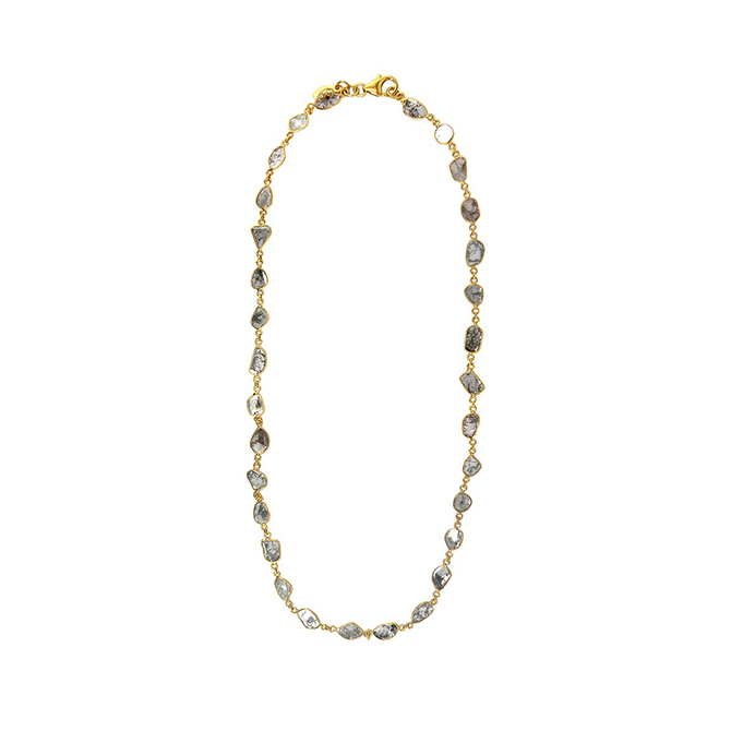 Porter Lyons Diamond Dust Choker