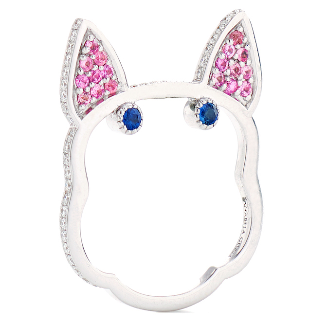 Anabela Chan Frenchie ring