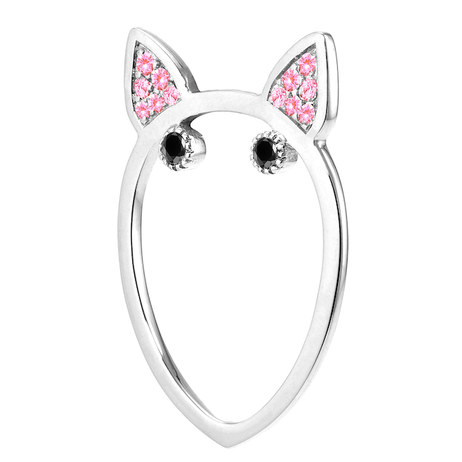 Anabela Chan Terrier ring