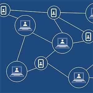 blockchain De Beers diamonds