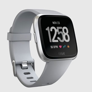 Fitbit Smartwatch with Mass Appeal
