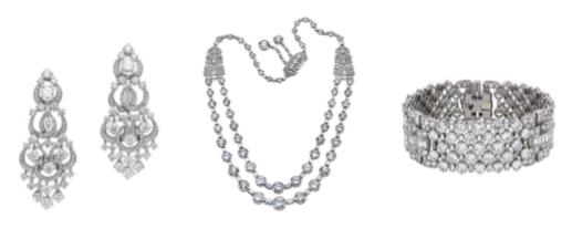 Bulgari jewelry worn by Ashley Judd