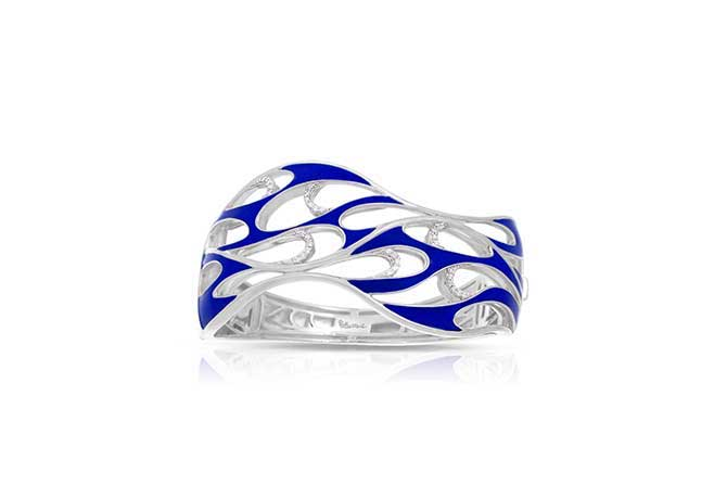 Belle Etoile Marea Blue bangle