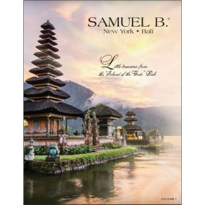 Samuel B new catalog