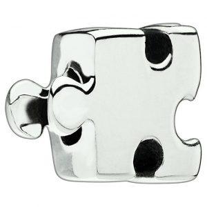 Chamilia Puzzle Piece charm