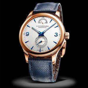 Chopard L.U.C Quattro wristwatch