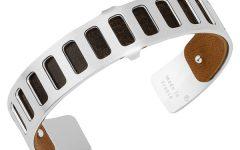 Les Georgettes men's cuff bracelet