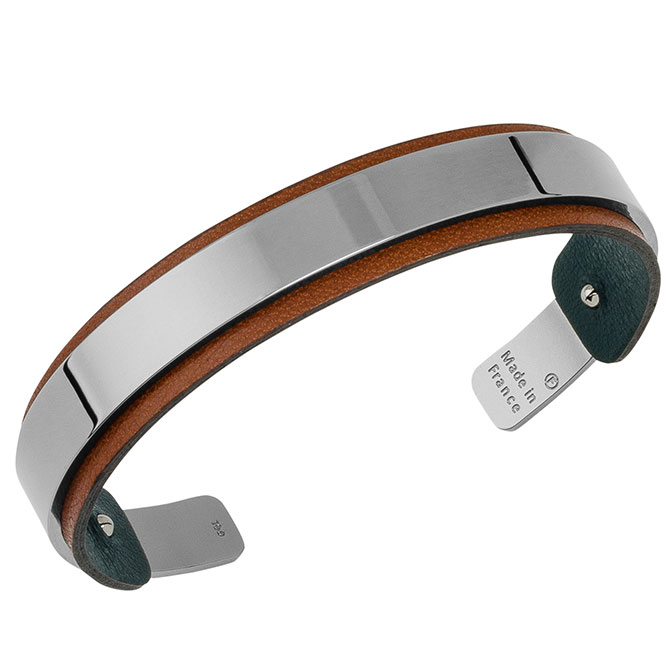 Les Georgettes for men cuff bracelet