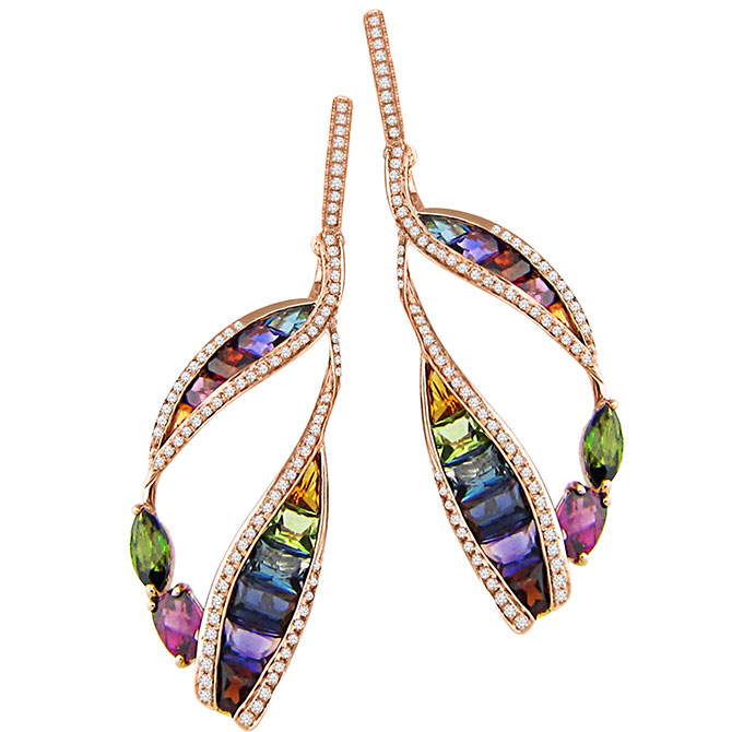 Bellarri Ultimate Nouveau earrings
