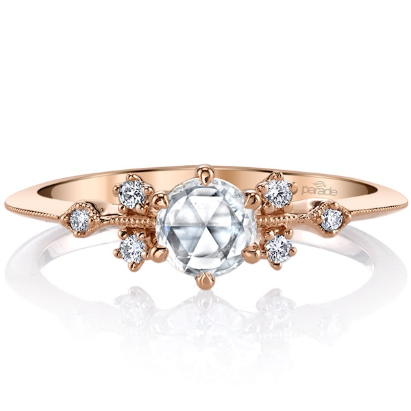 Stackable Diamond Wedding Rings From Parade Design