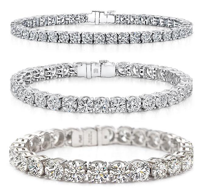 Forevermark by Rahaminov bracelets