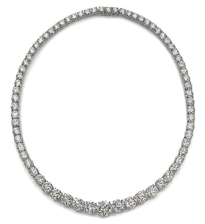 Forevermark by Rahaminov diamond necklace