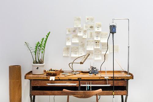 Foundrae store desk