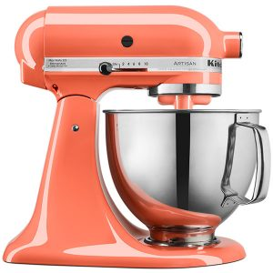 KitchenAid mixer Bird of Paradise
