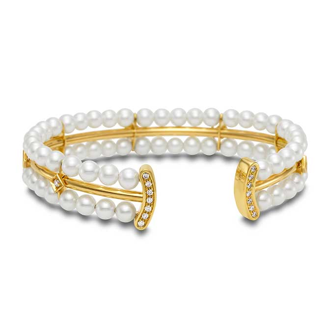 Mastoloni Sorrento pearl bracelet