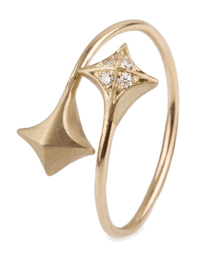Michelle Fantaci Estrella crossover ring