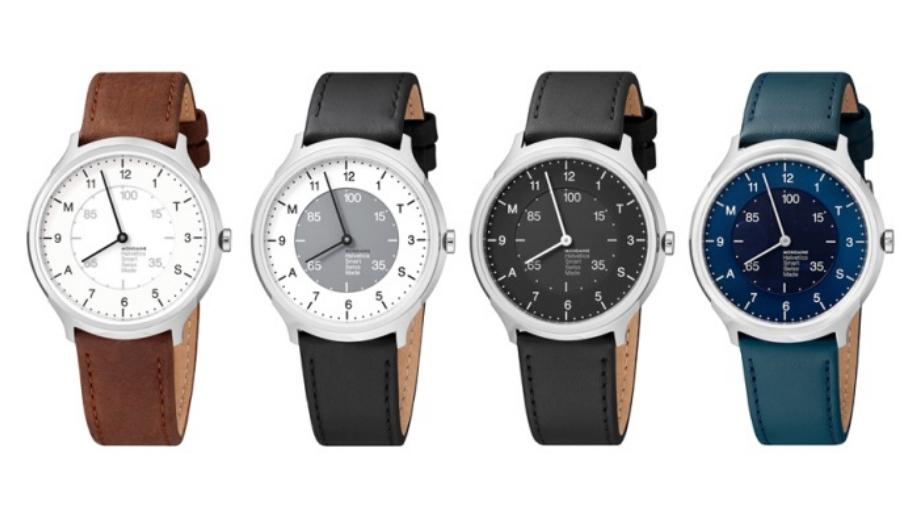 Mondaine Helvetica Smartwatch