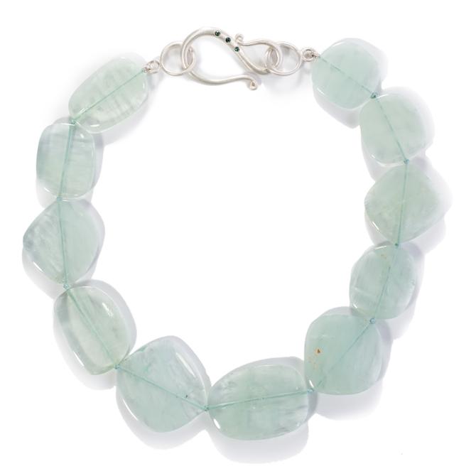 Judi Powers beryl necklace