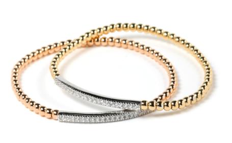 Rina Limor stretch bracelets
